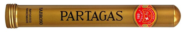 Shop Now Partagas Sabroso Aluminum Tube Cigars - Natural Box of 20 | Cuenca Cigars  Sales Price:  $89.99