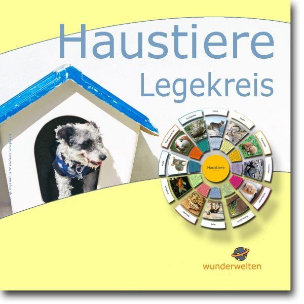 Legekreis Zum Thema Haustiere Differenziert Sachunterricht Grundschule Unterrichtsthemen Haustiere