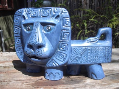 McLaren Leo the Lion