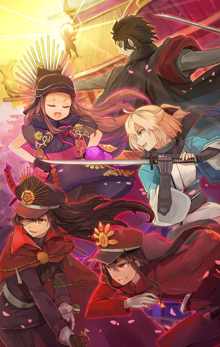 Pin de Zelan em Fate/Series Fanart, Anime e Personagens