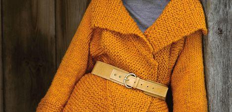 Lær nye teknikker eller lær at strikke helt fra bunden med Hendes Verdens strikkeskole!