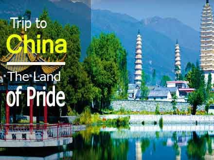 Traveling - Groupon – Fantastic China Holiday Package! Enjoy at 8 Day's Beijing – Shanghai – Xian Rp 11.500.000/pax Nett