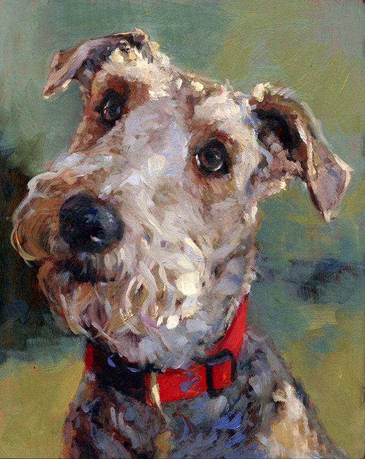 Oil portrait by Portraits, Inc. artist