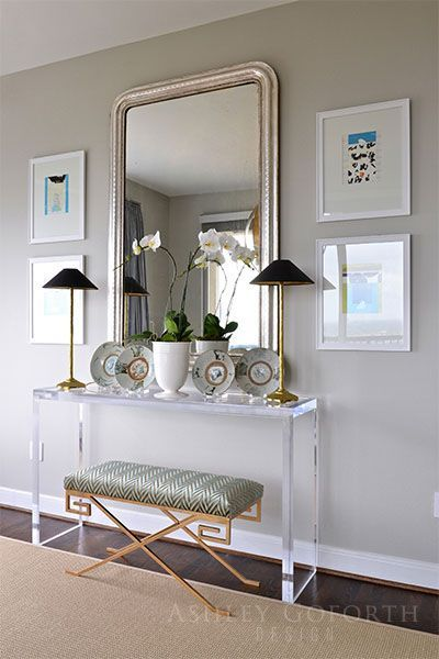 20 Best Entryway Table Ideas To Greet Guests In Style Console Table Living Room Home Decor Console Table Decorating