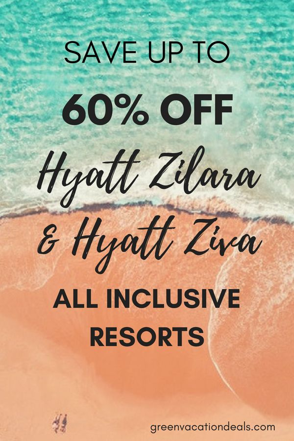 Vacation Ideas - how to save up to 60% Off Hyatt Zilara & Hyatt Ziva All Inclusive Resorts | Budget Travel Ideas for Cancun trips, Jamaica vacations, Mexico trips #vacation #wanderlust #Cabos #Cancun #paradise #Mexico #MontegoBay #Jamaica #AllInclusive