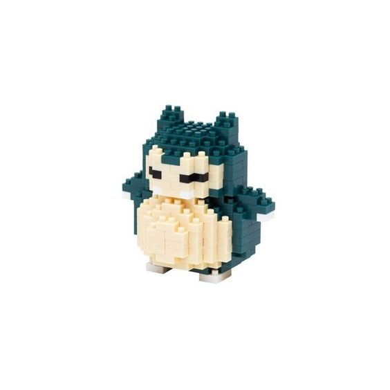 LOZ Pokémon Snorlax Building Blocks //Price: $4.95 & FREE Shipping //     #loz #lozblocks #toys #kids #building #blocks #lego