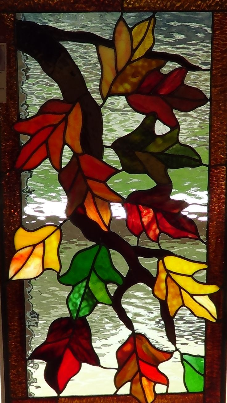 Stained Glass by Sandy Hart-Davenport