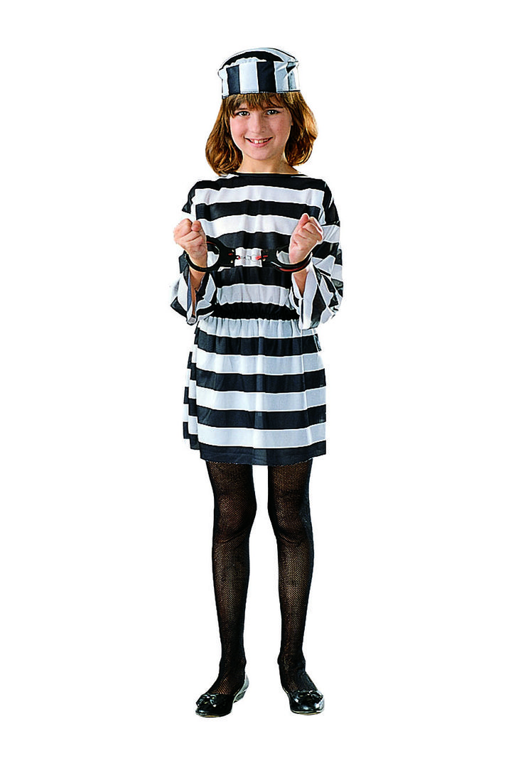 Awesome Costumes Girl Convict Costume just added...