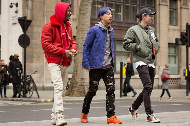 Блог BegetNews: мужская мода, статьи, фото, ссылки, рекомендации. : Уличная мода 2015: Лондон, весна