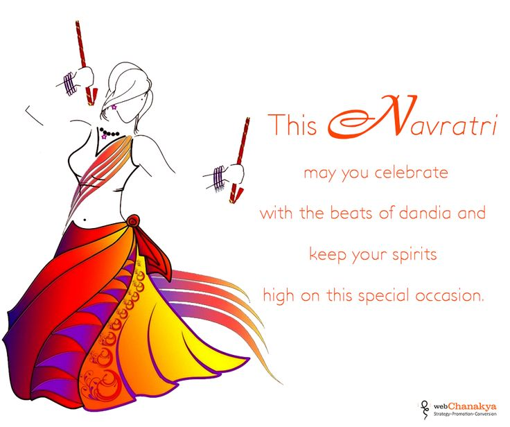Feast and have fun the dandiya raas has begun Maa is blessing us through . WebChanakya wishes you a very Happy Navratri .