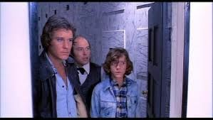 Bill Thornbury, Reggie Bannister and A. Michael Baldwin in Phantasm