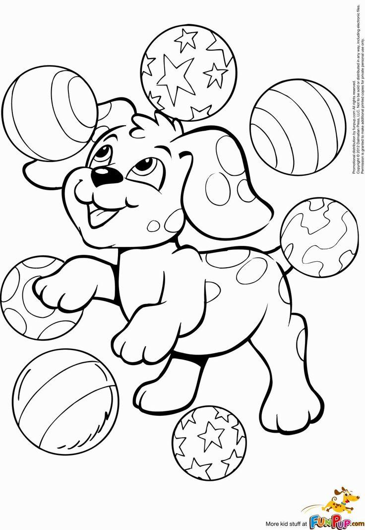 Puppy Coloring Pages | Puppy coloring pages, Unicorn ...