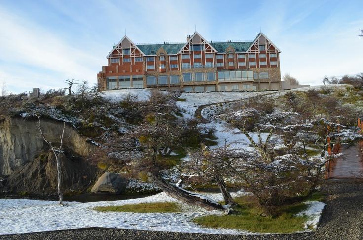 Hotel Llanuras de a, Chile.!