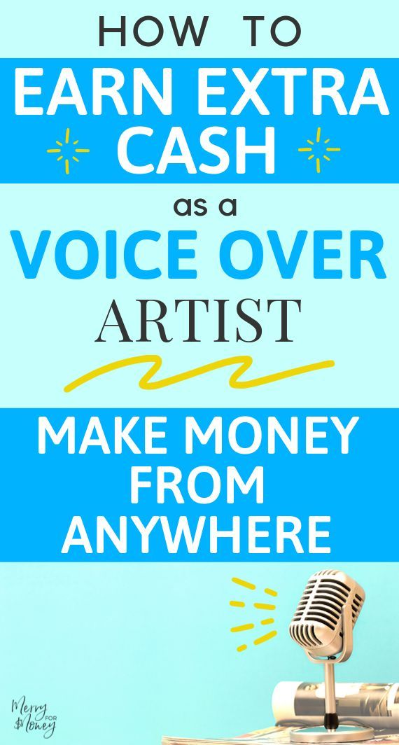 Earn Money Through Your Voice Starting Your Voice Over Career Online In 2020 Work From Home Tips The Voice Online Jobs