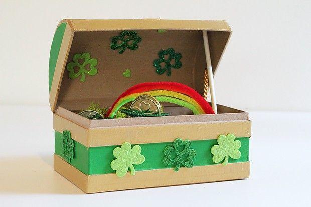 My favourite leprechaun trap crafts for 2015 st. patrick's day - Fashion Blog