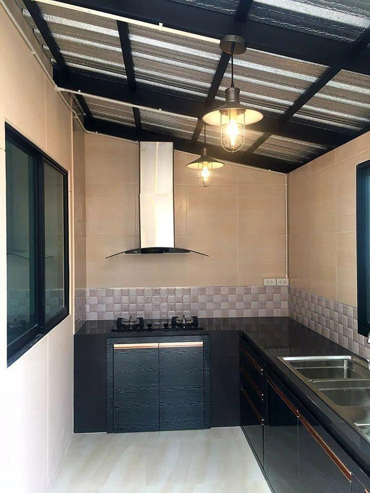 Outdoor Kitchen Extension Open Dirty Kitchen Design Philippines