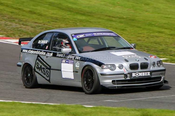 BMW E46 Compact 2.8 Race Car