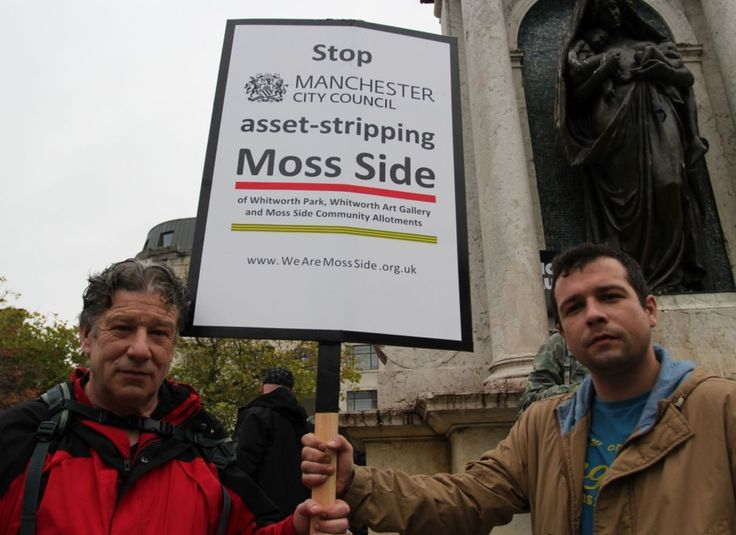 """Manchester demonstrators: """"People are dying under these austerity measures."""" - World Socialist Web Site"""