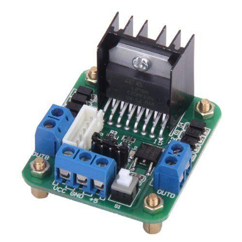 Quality  L298N Dual H Bridge Stepper Motor Driver Controller Board Module