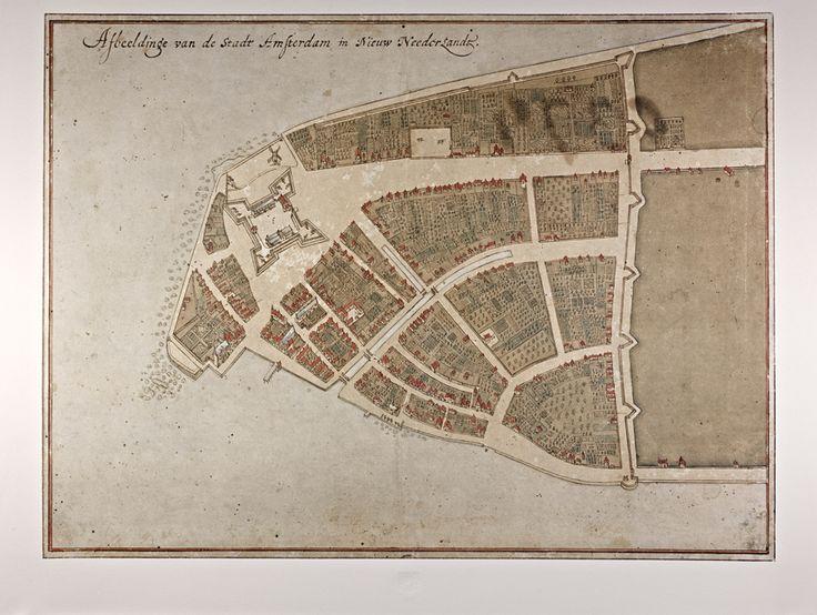The origins of New York http://shop.alinari.it/en/product-details-145035