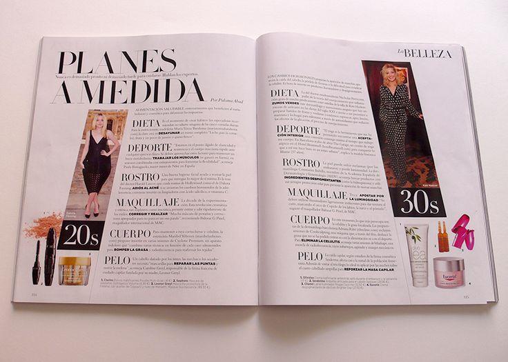 Olivolea en número de julio de Harper's Bazaar. La crema reafirmante antiestrías de recomendada por la experta en belleza Paloma Abad. Podéis encontrarla en nuestra tienda online http://olivolea.es/es/olivoleashop