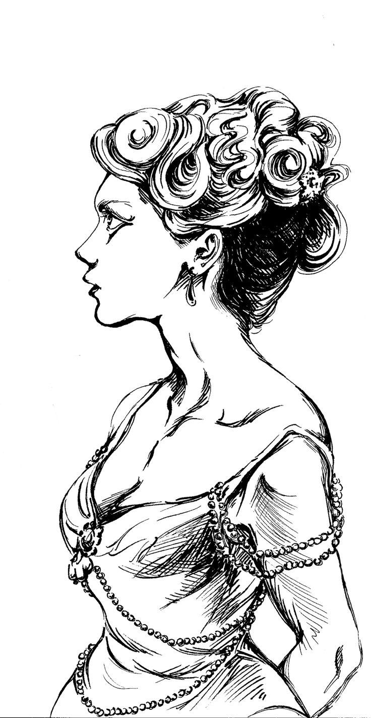 Edith Cushing from Crimson Peak by Marimari13.deviantart.com on @DeviantArt