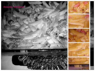 Σουφλέ ζυμαρικών με αυγά πανεύκολο