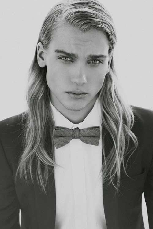 Wondrous 1000 Ideas About Long Hairstyles For Men On Pinterest Long Short Hairstyles For Black Women Fulllsitofus