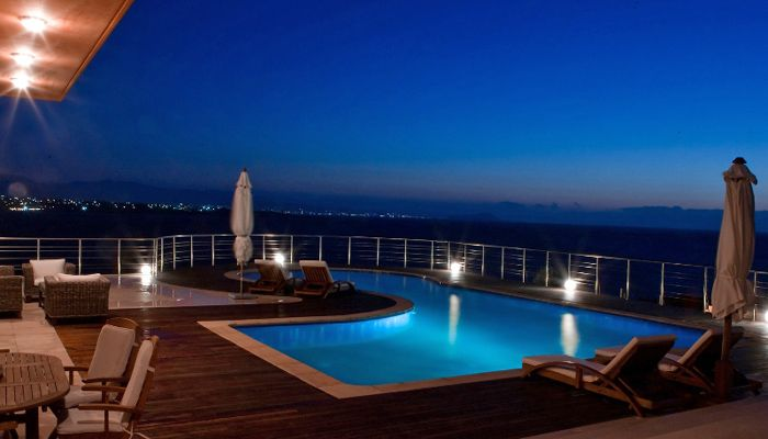 Villa Kirki, Tersanas, Chania: A perfect place to enjoy a refreshing cocktail in a warm day! View more & make a reservation: http://www.mysunnyescapes.com/svilla.php?id=1