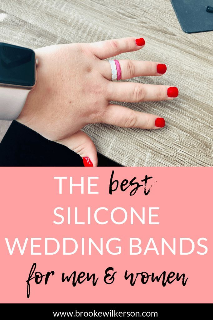 Best Silicone Wedding Ring.My Qalo Review Motherhood Silicone Wedding Band Wedding