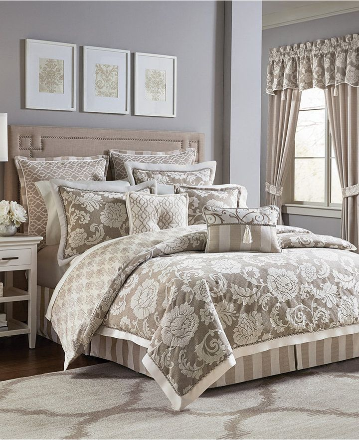 Croscill Anessa California King Comforter Set Bedding