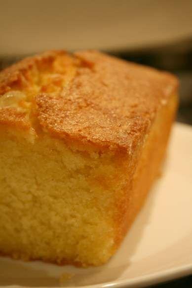 Best Lemon Drizzle Cake ever » Butcher, Baker