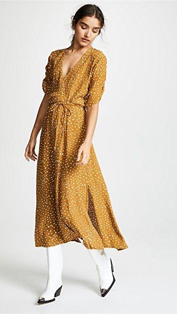 d9d1e455 Chiara Midi Dress | dress inspiration | Faithfull the brand, Dresses ...