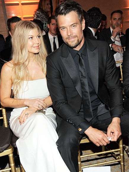 Star Tracks: Thursday, June 12, 2014 | EYE ON YOU | It's a parents' night out at New York's Plaza Hotel on Tuesday for Fergie and Josh Duhamel, who dazzle at the amfAR Inspiration Gala (sponsored in part by Fiji), which raised thousands for AIDS research and prevention.