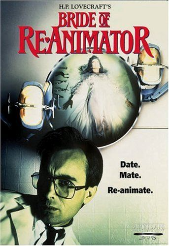Bride of Re-Animator: Jeffrey Combs, Bruce Abbott, Claude Earl Jones, Fabiana Udenio, David Gale, Kathleen Kinmont, Mel Stewart, Irene Cagen, Michael Strasser, Mary Sheldon, Marge Turner, Johnny Legend, Brian Yuzna, Hidetaka Konno, Keith Walley, H.P. Lovecraft, Rick Fry, Woody Keith: Movies & TV