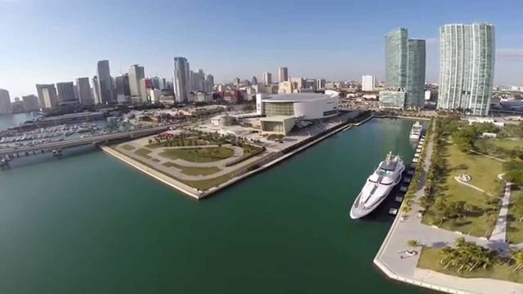 nice Cruise Ships of Miami - DJI Phantom Cruise Ship Drone Online video