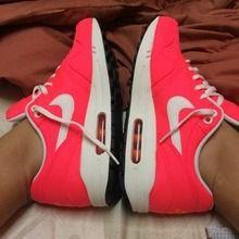 Nike Air Max Oranje Roze
