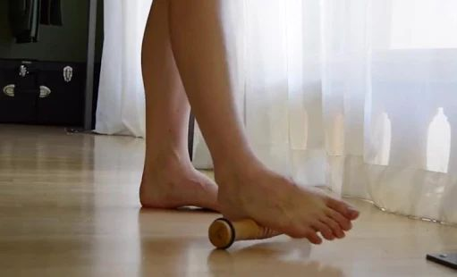Ejercicios de Pies de Ballet: miniatura de captura de pantalla