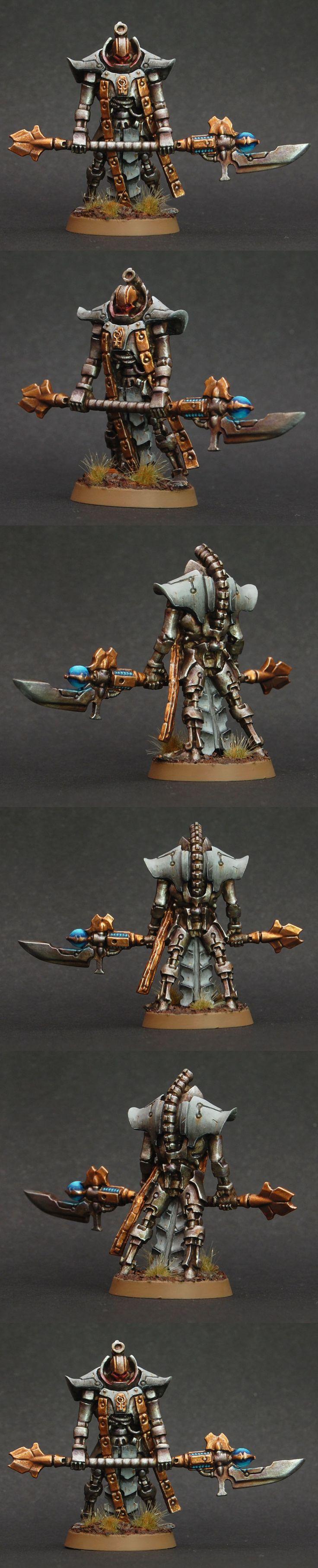 Necron Vargard Obyron
