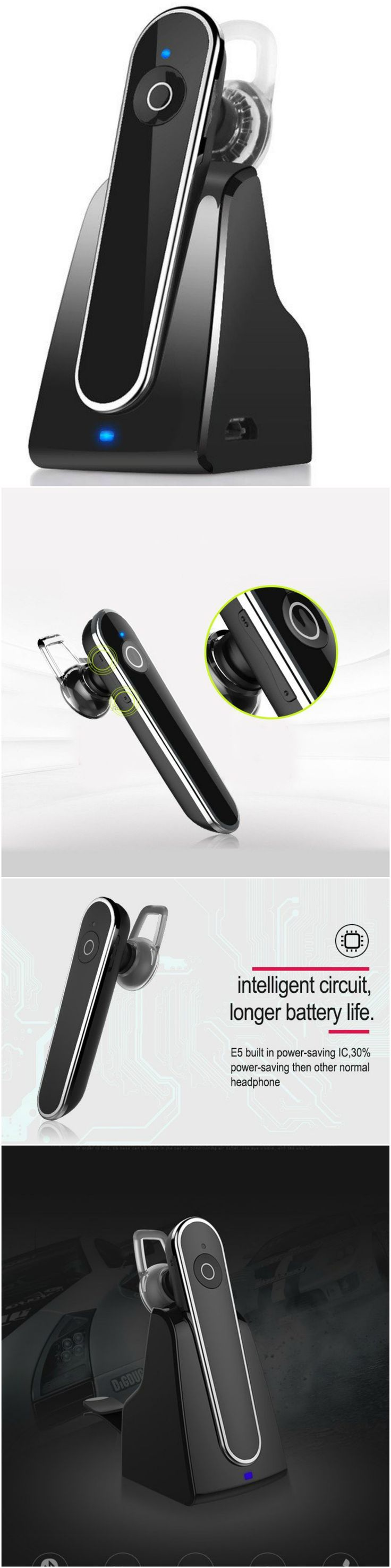 New handsfree wireless headset for driving, running and office. #Technology