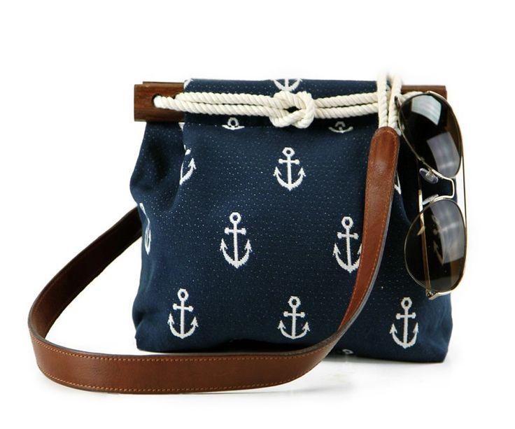 Wellfleet Anchorage Bag from Kiel James Patrick