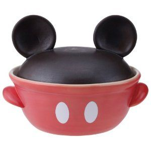 Mickey Mouse Earthenware Pot - Japan - Need to find in US for less $$
