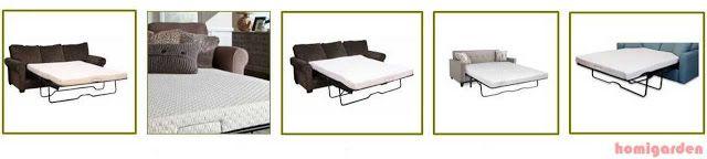 Sofa bed mattress design ideas