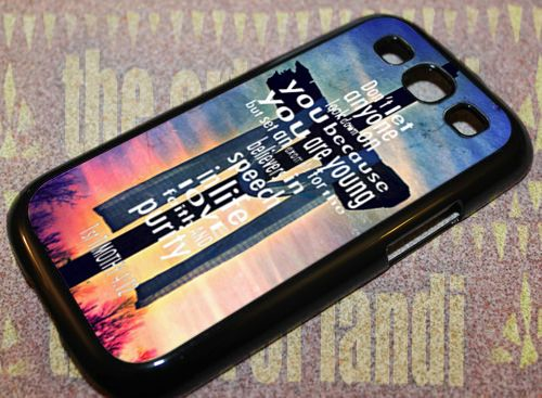 bibleVerses Christian 1 Timothy For Samsung S3 Black Rubber Case