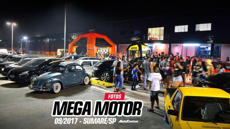 A Equipe Garcia trouxe neste feriadão da independência mais uma edição do Mega Motor, junto com as exposições de carros modificados, campeonatos da 101% Ev