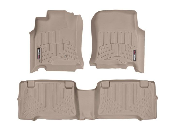 2003 Toyota 4Runner | Floor Mats - Laser measured floor mats for a perfect fit | WeatherTech.com