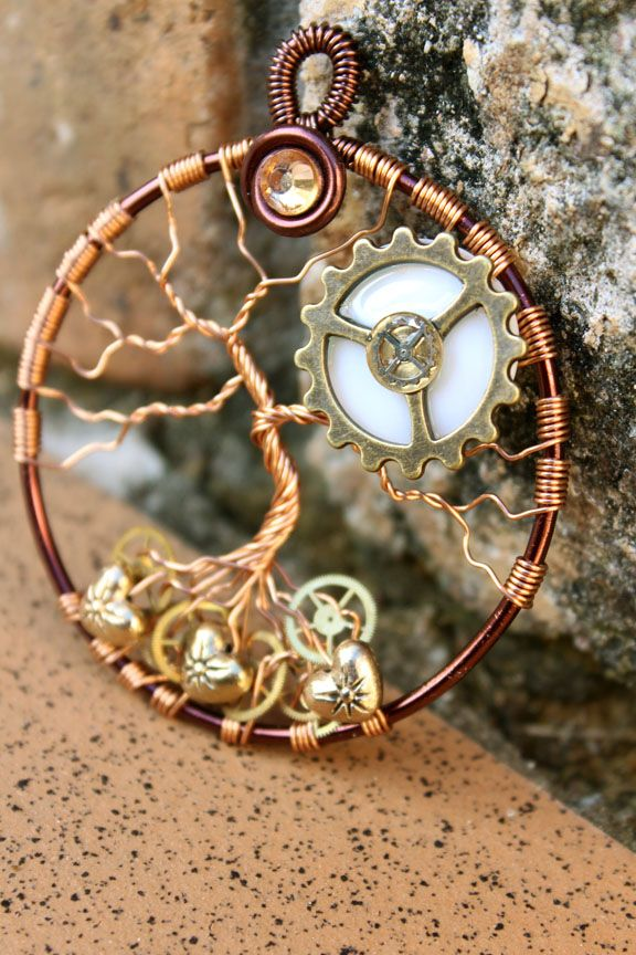 Steampunk Moon