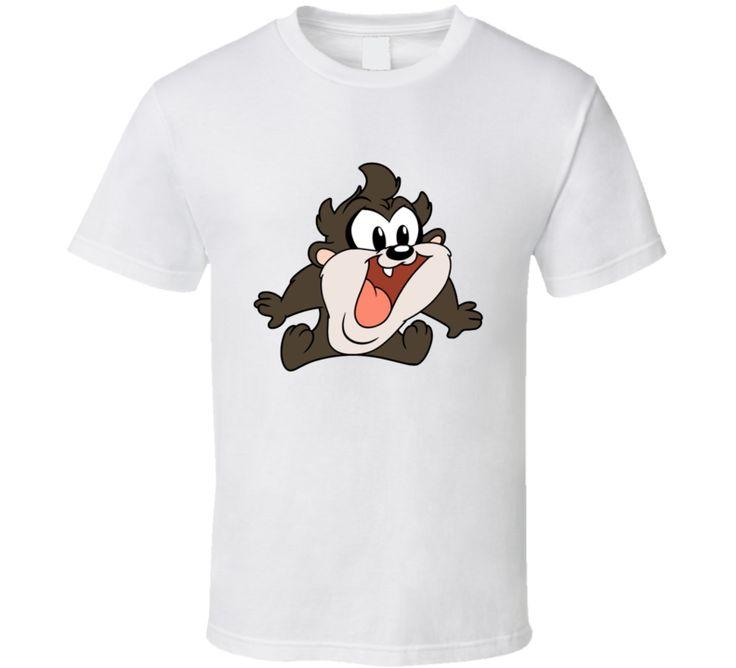 Tasmanian Devil Baby T Shirt