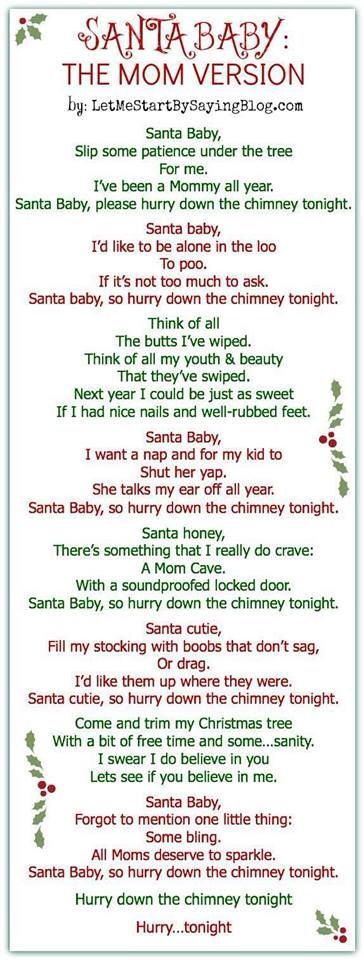from Lucca funny christmas songs for adults