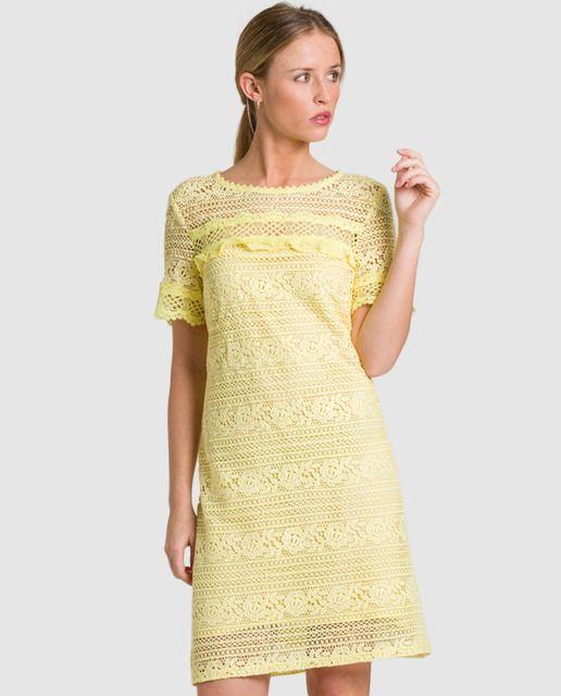 vestidos-de-fiesta-2018-vestido-crochet-naf-naf – Vestidos 2018